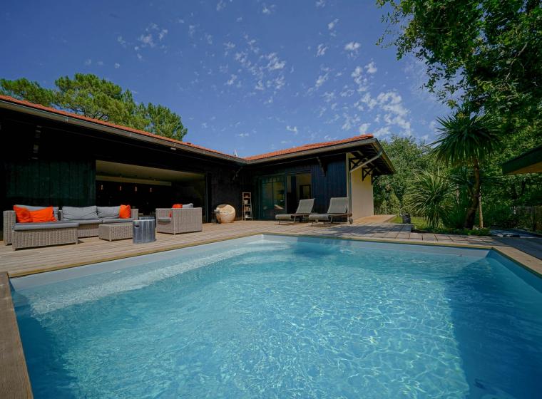 Maison à vendre avec piscine La Teste-de-Buch