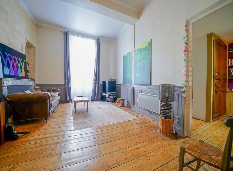 Achat appartement Bordeaux Chartrons